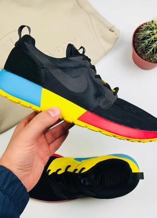"Кроссовки Nike Roshe Run QS ""Black"""