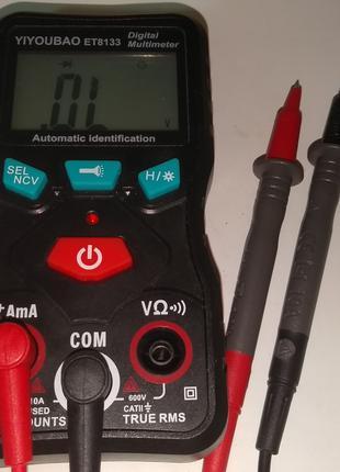 ET8133 мультиметр тестер