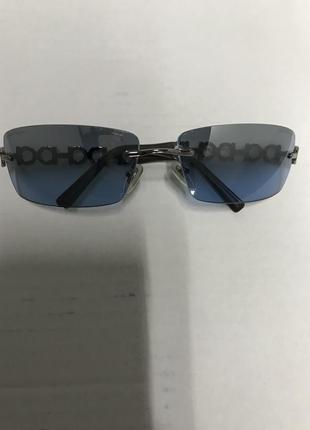 Очки солнцезащитные фирменные дорогой бренд salvatore ferragamo