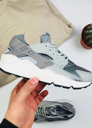 "Кроссовки Nike Air Huarache ""Gray"""