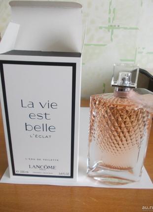 LANCÔME La Vie est Belle L'Eclat EDT 100 мл Тестер