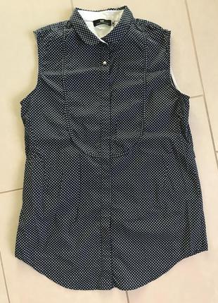 Блуза топ фирменный дорогой бренд day birger mikkelsen размер ...
