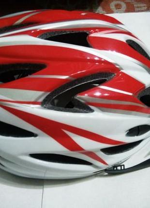 Зимняя распродажа! Новые велосипедные шлемы.
