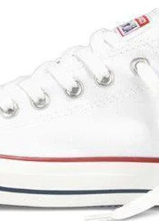 "Кеды Converse All Stars Low ""White"""