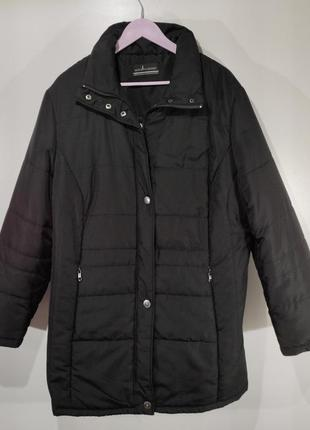 Женская утепленная куртка размер 50