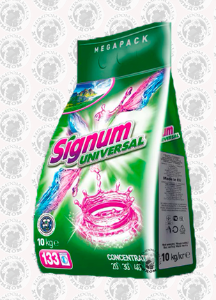 Стиральный порошок Сигнум Универсал 10 кг