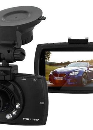 Автомобильный видеорегистратор Novatek G30 FullHD
