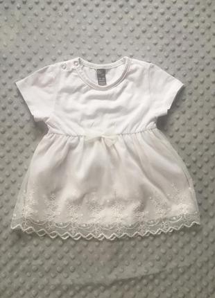Белое платье, нарядное платье, платье
