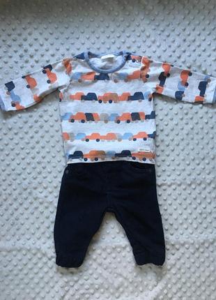 Набор для мальчика, комплект для мальчика, брюки, кофта