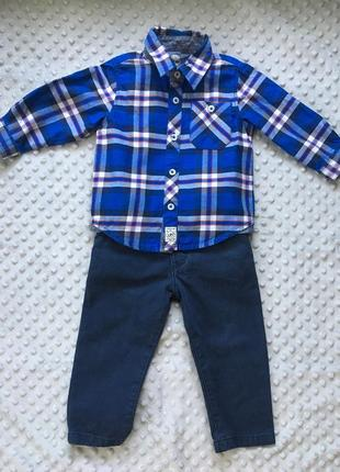 Рубашка, стильная рубашка, рубашка timberland