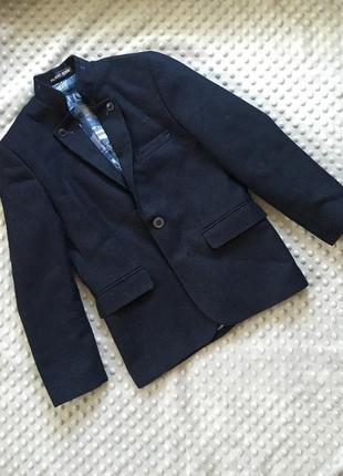 Пиджак, жакет, пиджак на 8-9 лет, пиджак на мальчика, школьный...