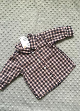 Рубашка, рубашка в клеточку, стильная рубашка