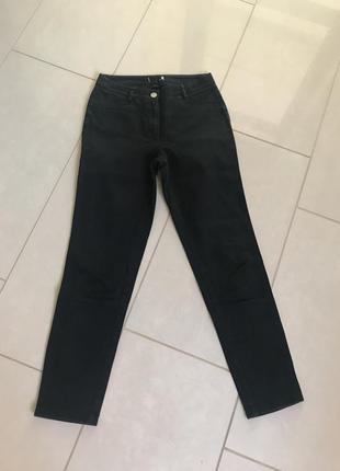 Джинсы штаны стильные модные дорогой бренд longchamp размер s