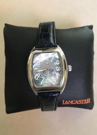 Часы наручные женские кварц дорогой бренд lancaster