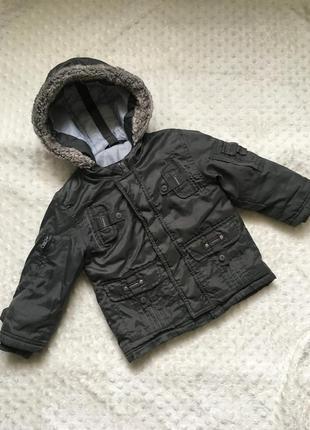 Курточка, курточка осень-весна