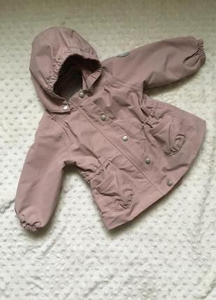 Курточка , ветровка, курточка на девочку на годик