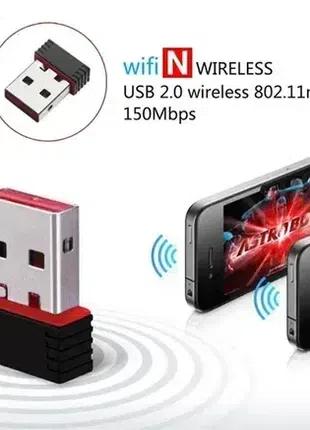 Wi-Fi адаптер. USB Wi Fi адаптер