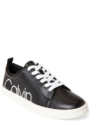 Черные кеды бренд calvin klein® оригинал все размеры
