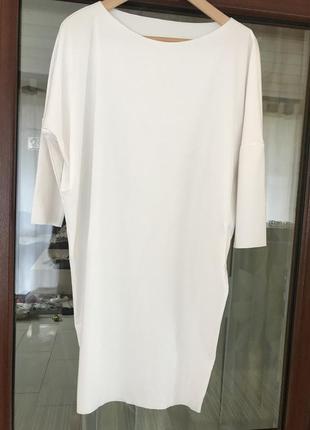 Платье туника стильное модное дорогой бренд wolford размер xs