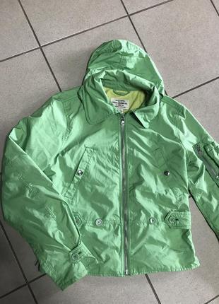 Куртка ветровка стильная модная дорогой бренд ralph lauren раз...