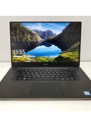 Ноутбук Ультрабук Dell 9550 XPS IPS — 6700HQ, 512 SSD, 16 DDR4...