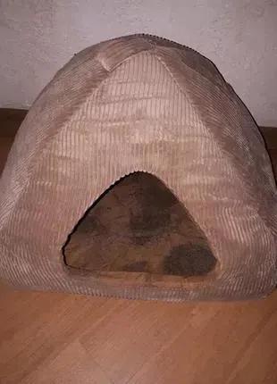 Домик, будка, лежак для животных: кошек, собак, собачек