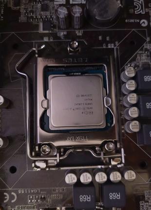 Срочно Intel core i5-3470 4Х3.2mhZ  x64bit quadro процессор