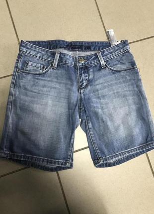 Шорты джинсовые стильные модные silvian heach размер s
