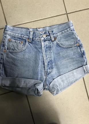 Шорты джинсовые стильные модные verior's размер 28 или s