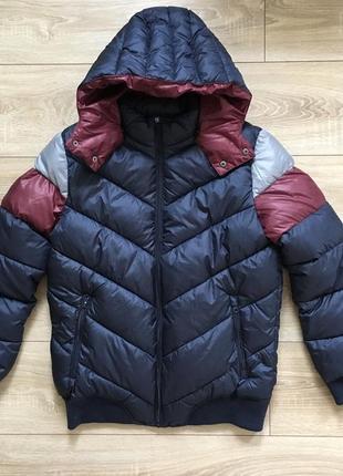 Пуховик зимняя куртка на подростка италия