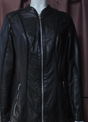 Новая кажанная женская куртка германия