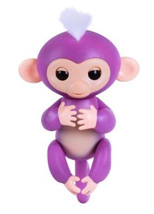 Интерактивная обезьянка!
