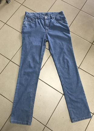 Джинсы мужские стильные модные дорогой бренд hiltl размер 34/32