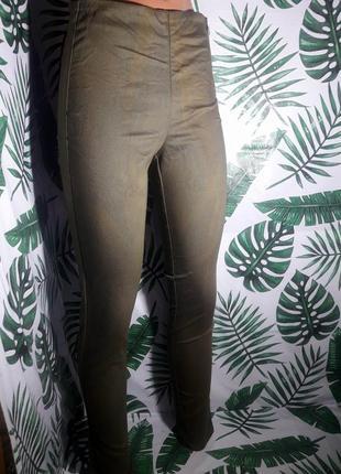 Sale до -90 % 🖤 брендовые штаны джоггеры, брюки хаки