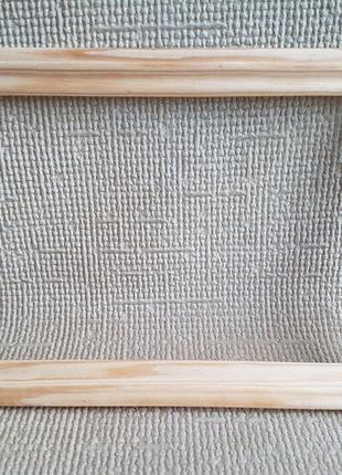 Рамка деревянная для картины 18х24