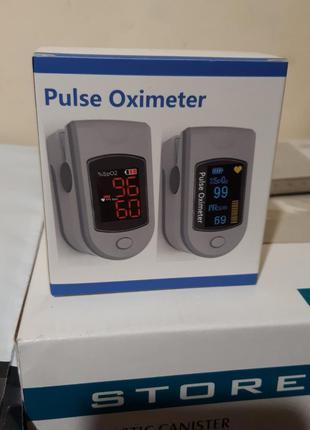 Пульсометр Pulse Oximeter XY 010 (беспроводной пульсоксиметр X...