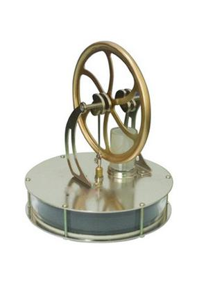 Mini Hot Air Stirling Engine двигатель Стирлинга