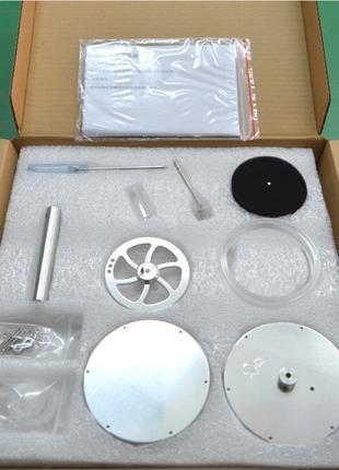 Мини стирлинг магнитный QX-DWCL-01 Stirling Engine Low Tempera...