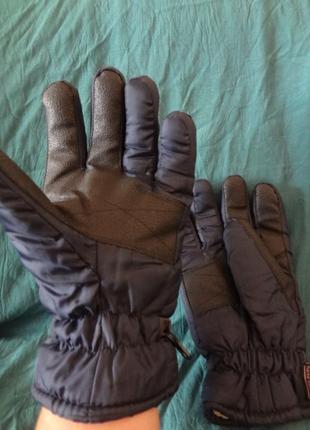 Теплые горнолыжные перчатки thinsulate thermal insulation