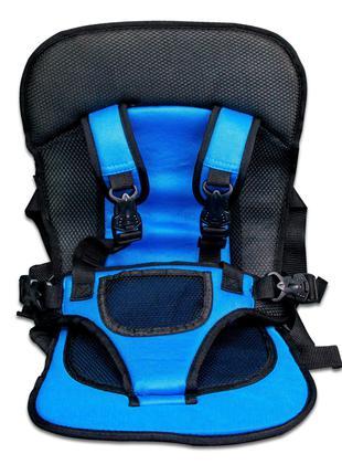 Детское бескаркасное кресло в автомобиль Child car cushion до ...
