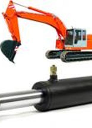 Гидроцилиндр ковша и стрелы ЭО-5124, ЭО-5124А, ГЦ160/100.1400