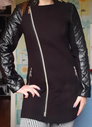 Пальто деми размер 42 с