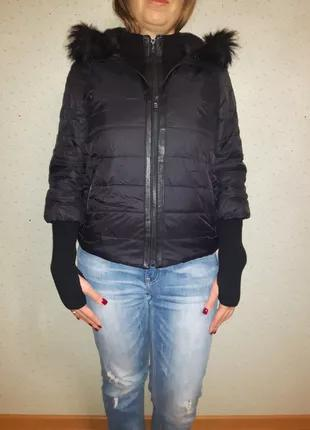 "Куртка женская бомберс  ""Danier"" размер XXS"