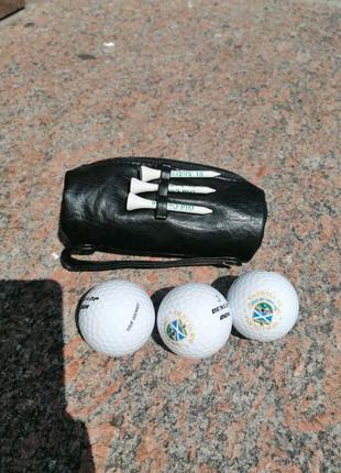 Шарикики для гольфа