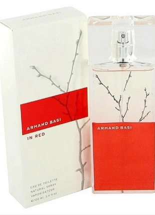 Armand Basi In Red Red&White EDT 100 ml
