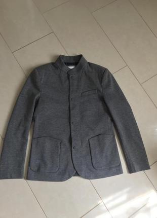 Тренч пиджак мужской стильный модный фасон reserved размер м