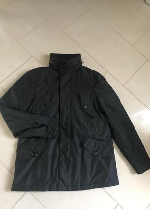 Куртка мужская  тренч демисезонный дорогой бренд burberry разм...