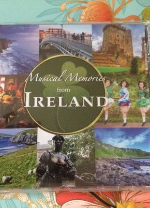Диск Ирландия Ирландская музыка. Традиционные Песни и Баллады.