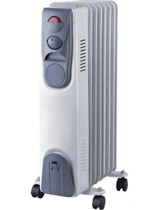 Обогреватель масляный, Luxel Oil-Filled Heater 7 Fins 1500W