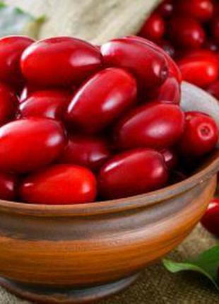 Кизил ягоды, сушки, соки натуральные